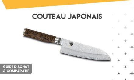 Couteau Japonais: guide d'achat des meilleurs couteaux de cuisine