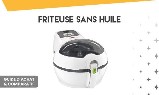Friteuse sans huile: comparatif & guide d'achat 2019
