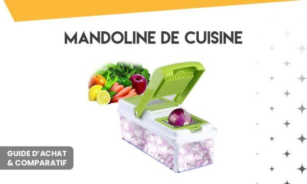 Mandoline de cuisine: comment bien choisir? comparatif & guide d'achat 2019