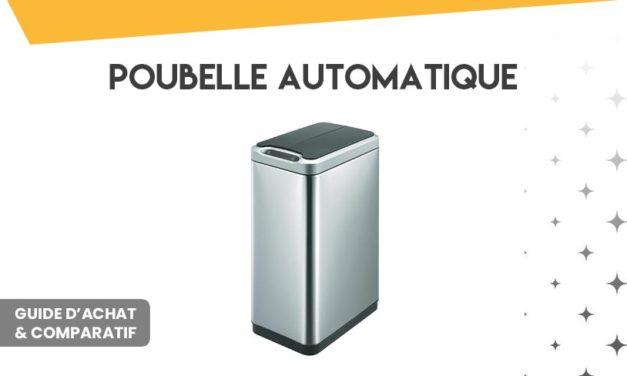 Poubelle automatique: comment bien choisir? comparatif & guide d'achat
