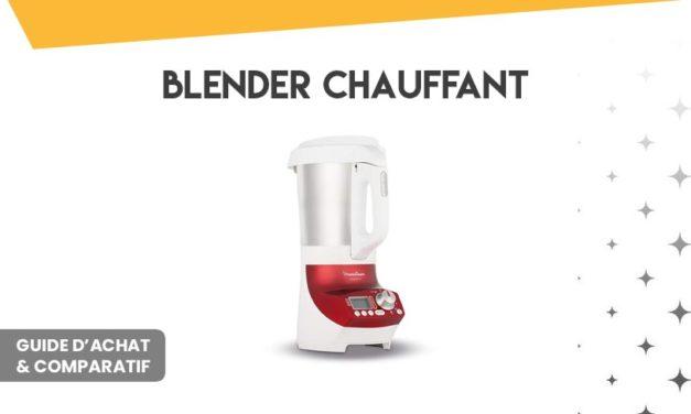 Blender chauffant: comparatif & guide d'achat 2020